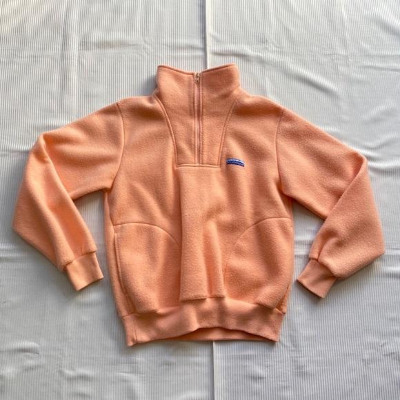 Vintage Mountain Gear 1/4 Zip Anorak Fleece Jacket